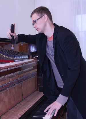 pianonvirittäjä